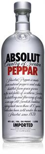 Absolut Vodka Peppar 1.00l